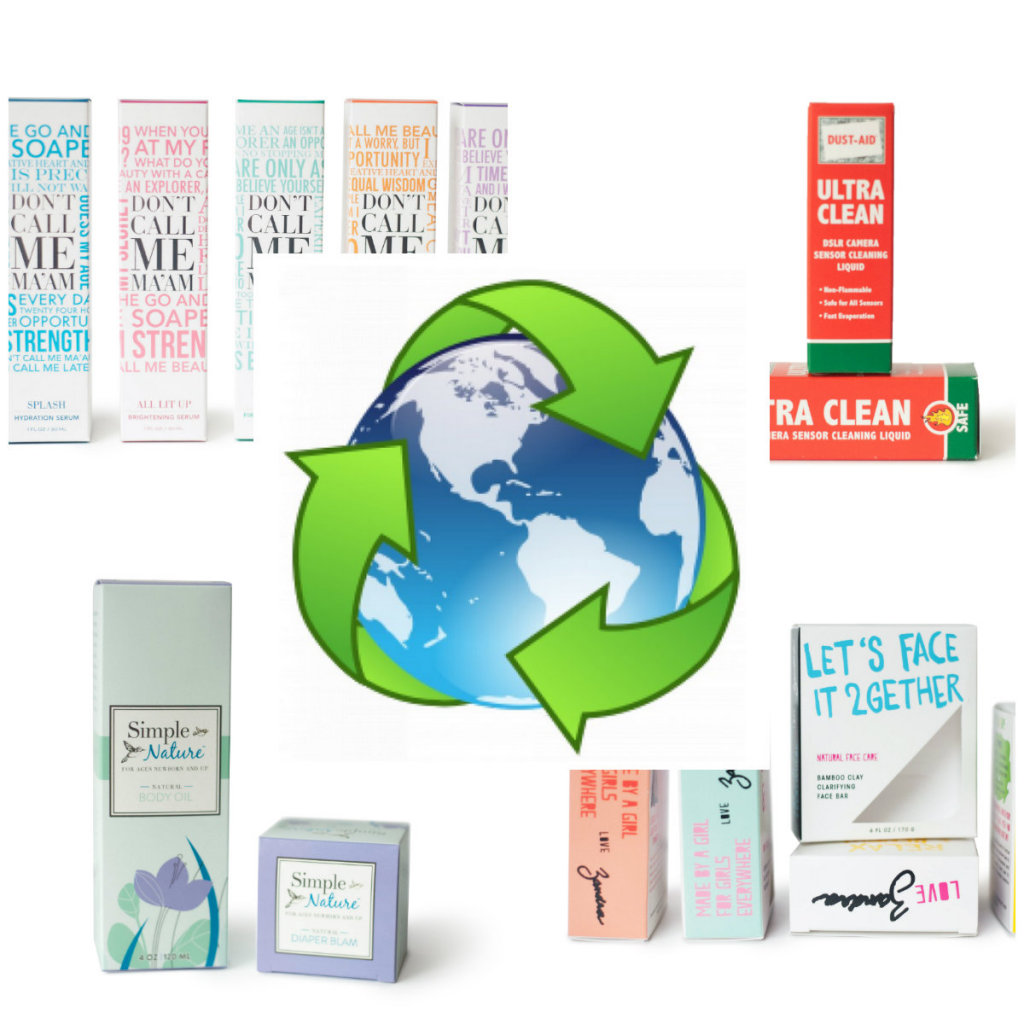Sustainable Packaging from YourBoxSolution.com