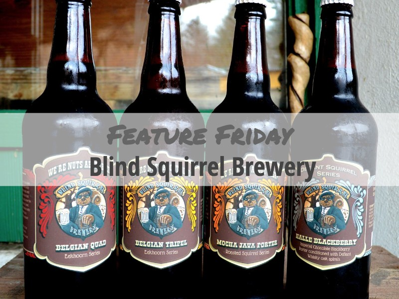 Blind Squirrel Brewery from KegCollars.net