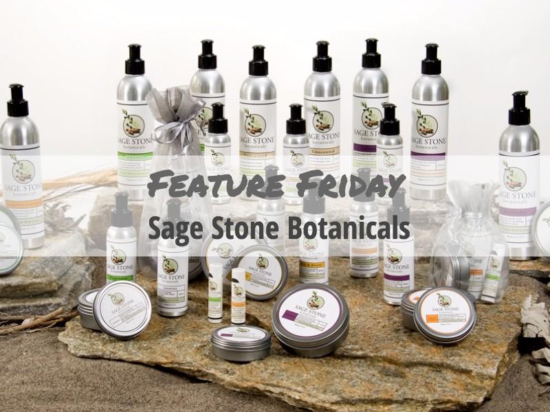 labels for Sage Stone Botanicals