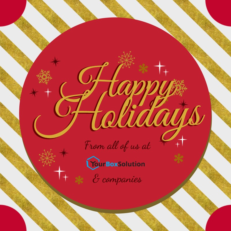 Holiday Hours YourBoxSolution