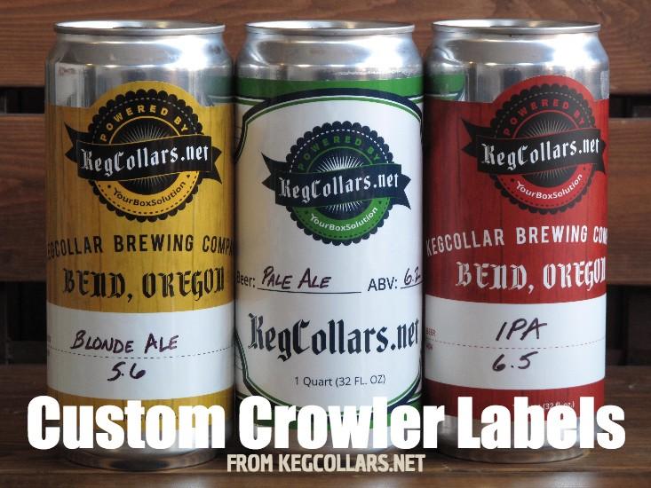 Custom Crowler Labels
