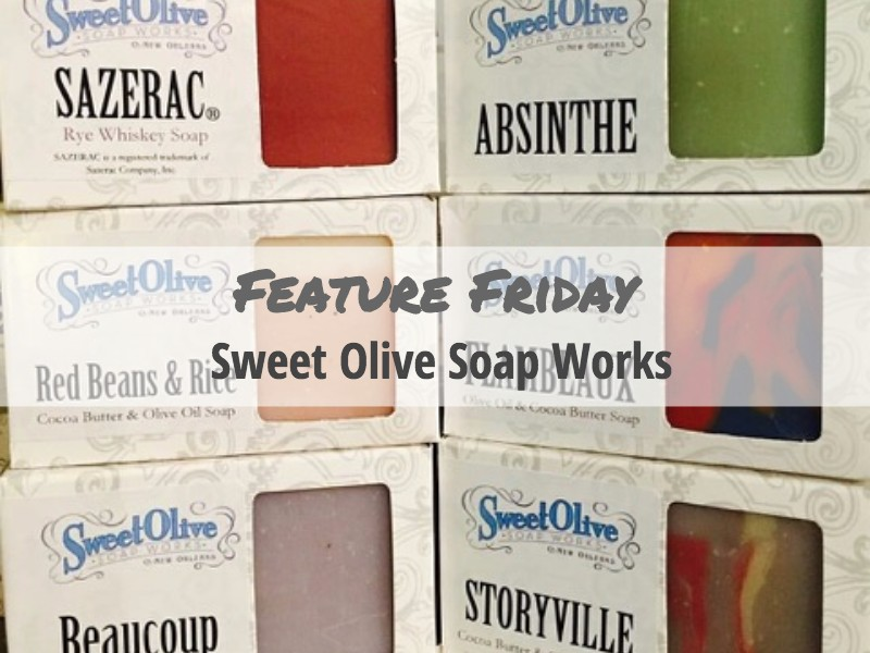 Sweet Olive Soap Works