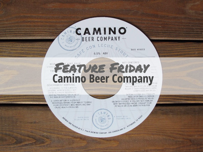 Camino Beer Company Keg Collars