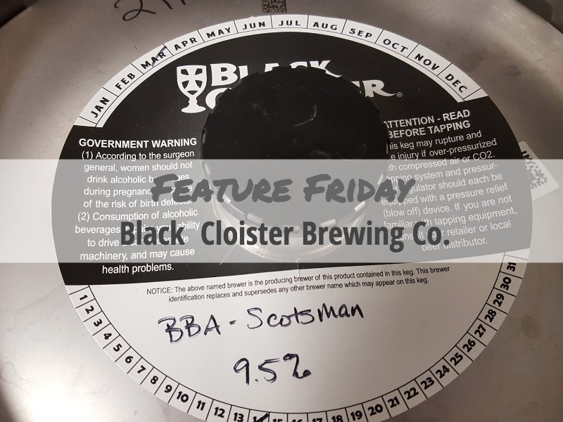 Black Cloister Brewing Co.