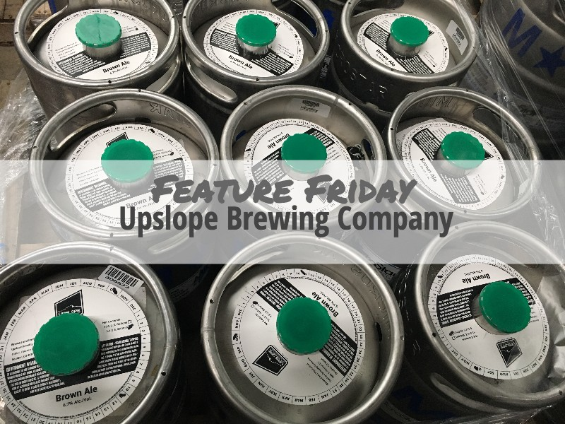 Upslope Brewing Keg Collars