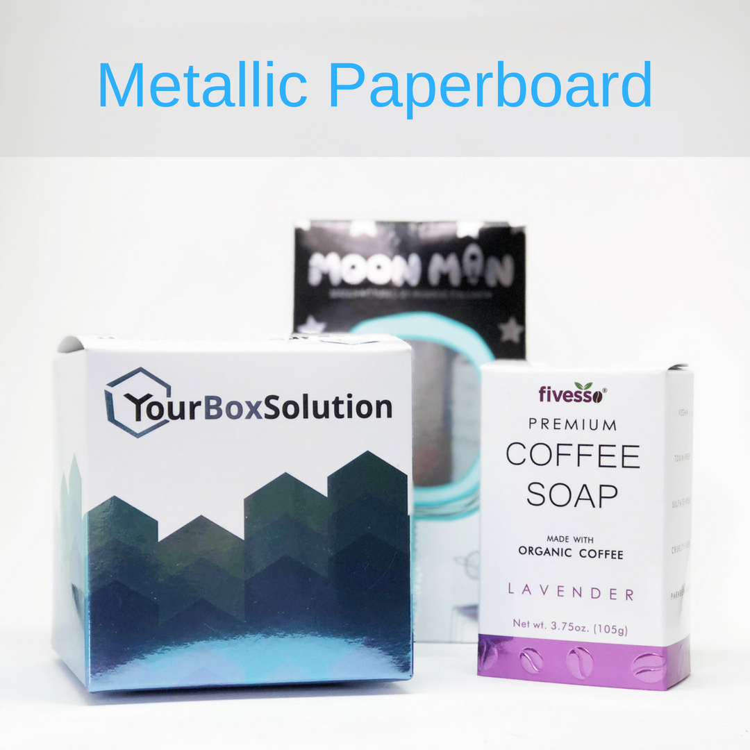 Silver Paperboard