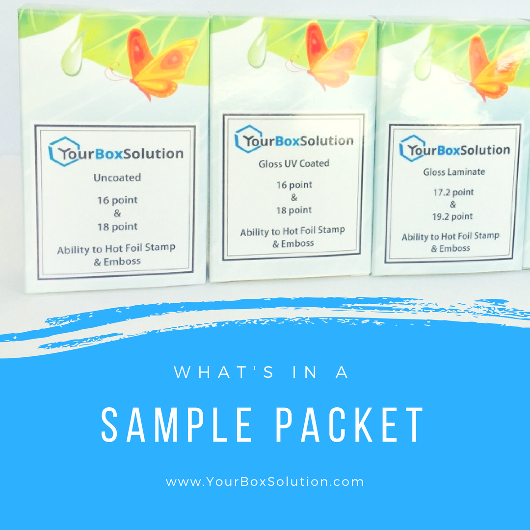 sample packets