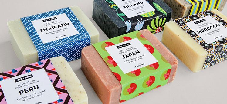 Soap Packaging Sleeves presentation