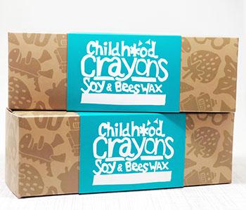 Box packaging sleeve