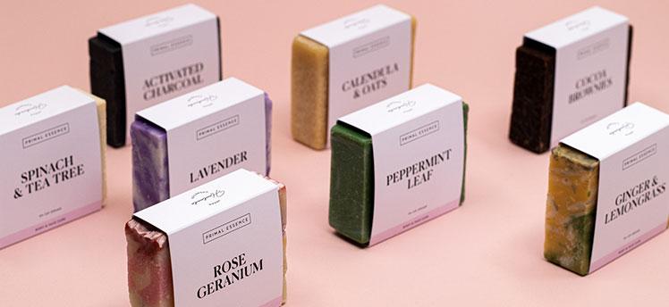 Multiple design versions of packaging sleeves