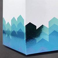 metallic-paperboard