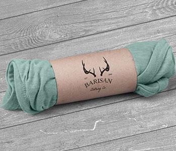 T-shirt packaging sleeve