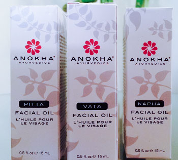 Anokha skincare packaging