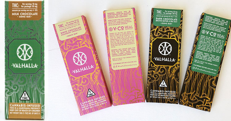 Hot foil stamping for chocolate bar boxes