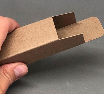 Kraft paper thickness