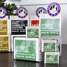 Counter display boxes for CBD and marijuana