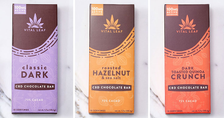 Chocolate bar packaging - folding cartons