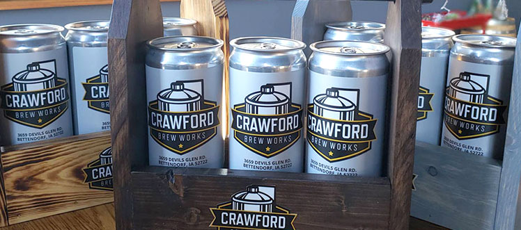 Crowler labels