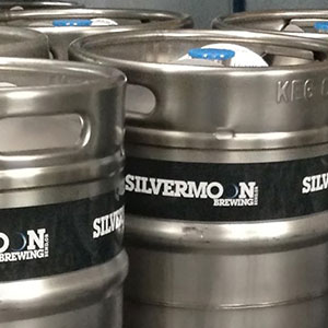 Keg wraps labels