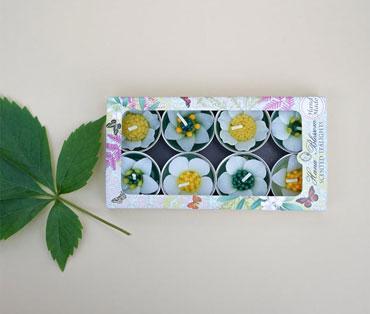 Tealight packaging