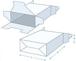 Lock bottom boxes