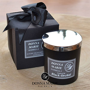 Luxury candle packaging