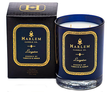 Harlem luxury candle