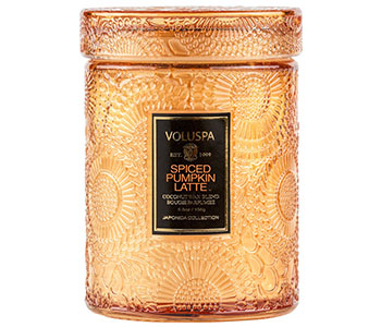 Voluspa luxury candle