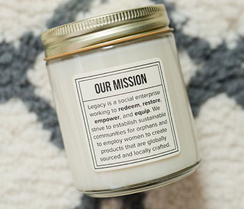 Mission-candle-label