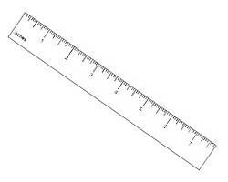 Paper-ruler