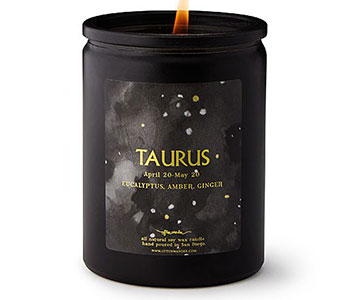 Taurus-candle-label