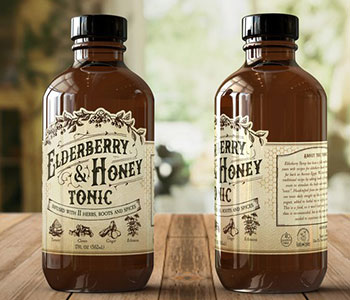 tonic-apothecary-labels