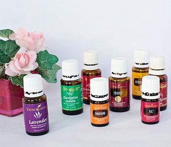 essential-oils labels